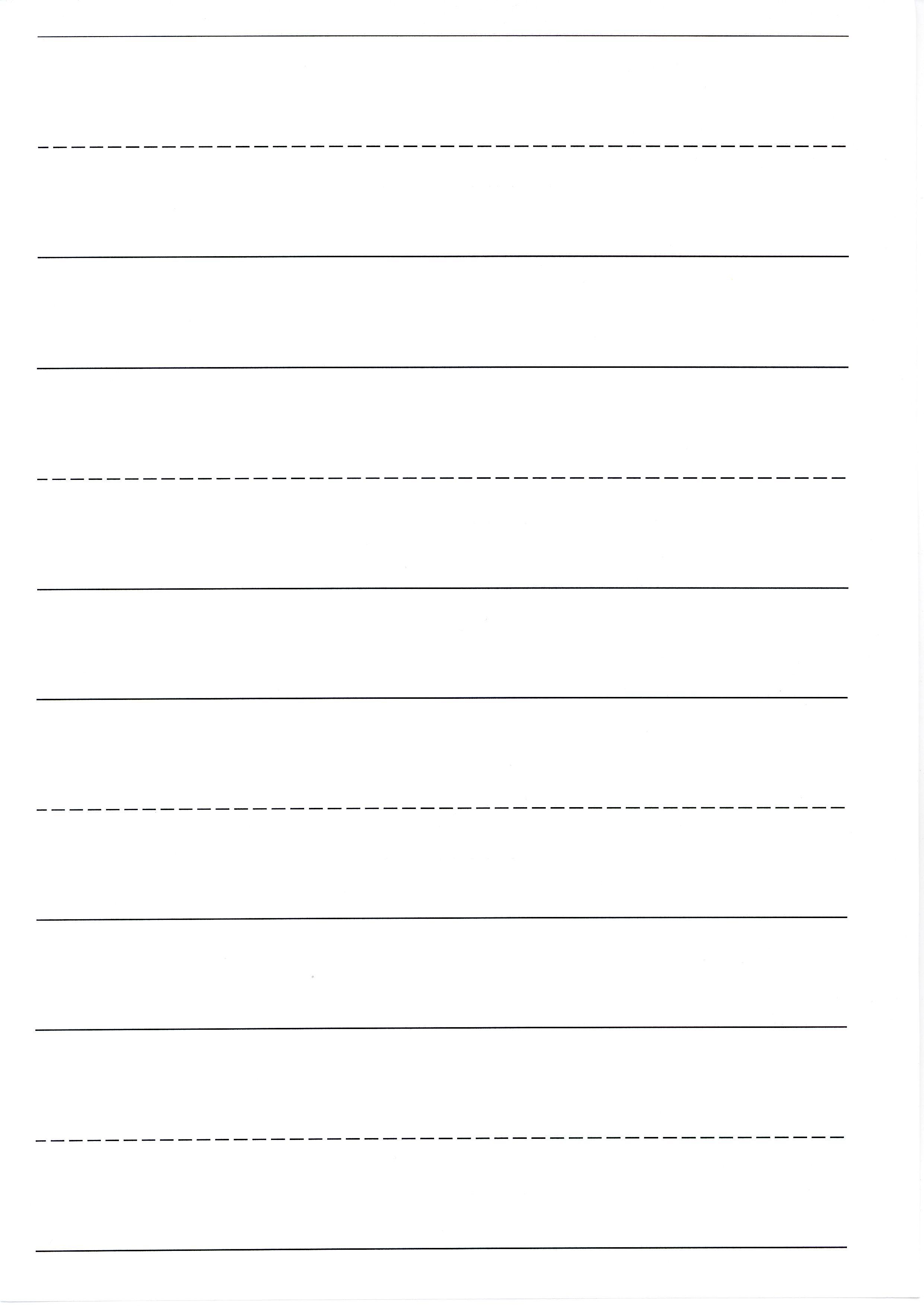 Fein Schreiben Linien Vorlage Ideen - Bilder für das Lebenslauf ...